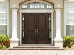 unique front doorsDouble Front Entry Doors Exterior Houses Pinterest House With