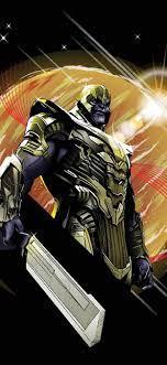 Avengers: Endgame Thanos 4K Wallpaper #28