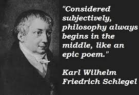 Karl Wilhelm Friedrich Schlegel's quotes, famous and not much ... via Relatably.com