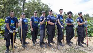 Americorps Nccc Fema Corps Team Blue 3 The Student Conservation
