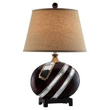 Ok Lighting Isosceles Table Lamp Ore International K 5505t Kukui Table Lamp Products In