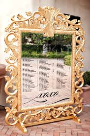 50 Eye Catching Seating Charts Escort Cards Seating