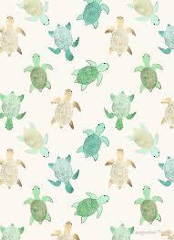 Turtle Pattern Unique Sea Turtle Wallpaper Backgrounds Pinterest Turtle Wallpaper