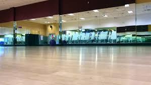garden grove ca usa aug 16 2017 24 hour fitness yoga gym floor