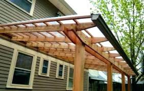 deck roof ideas. Deck Roof Ideas Styles Designs With A Clear Outside .