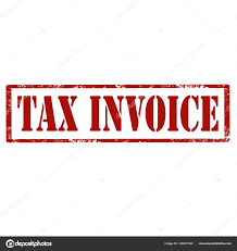 Tax Invoice-Stamp — Stock Vector © Carmen_Dorin #186847320
