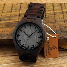wooden watches best mens