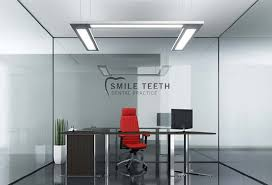 Glass Office Wall Glass Office Wall S