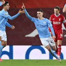 Exhilarating Phil Foden leads Liverpool a merry dance
