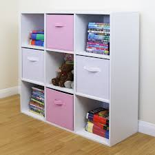 Bedroom:Bedroom Storage Units For Walls Childrens Bampq Argos Cube Kids  Pink White Toygames Unit