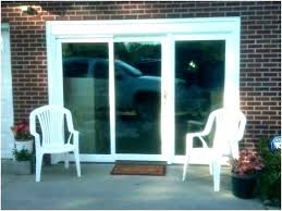 replace sliding glass door marvelous cost to install new sliding glass door cost to replace sliding