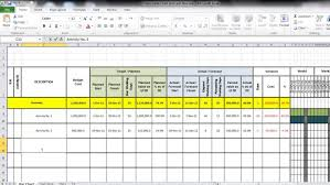 Microsoft Cash Flow Using Excel For Agile Project Management Create Gantt Chart And Cash