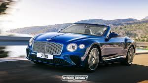 X-Tomi Design: Bentley Continental GT Convertible