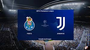 PES 2021 - Porto vs Juventus - UEFA Champions League UCL - Full Match - All  goals HD - Gameplay PC - YouTube