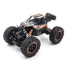 <b>Радиоуправляемый краулер MZ Model</b> Orange Climbing Car 1:14 ...
