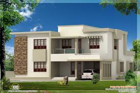 Small Picture 4 Bedroom House Plan Design Modern House