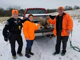 Dogs, rescues, hunts, helping and a sneaky badger! Happy Holidays from WDNR  Warden Service - Warden Wire