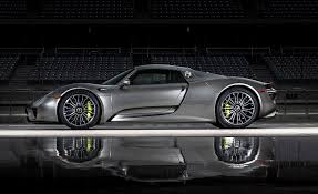 Coupe Series fastest bmw car : The 2015 Porsche 918 Spyder Is the Quickest Road Car in the World ...