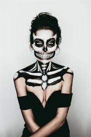 bony skeleton y skeleton makeup ideas you should wear this