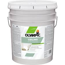 Olympic Ceiling Tintable Flat Latex Interior Paint and Primer in One  (Actual Net Contents: