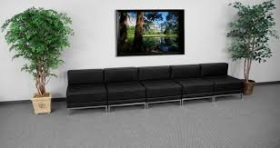 modern waiting room furniture. btod imagination series five seat leather reception set modern waiting room furniture