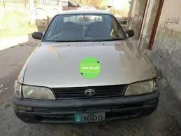 Toyota Corolla Gli 1998 for sale in Peshawar | Car Mania