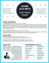 Microsoft Resume Templates 2013 template Cv Template For Microsoft Word Interesting Free Creative 87