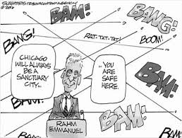Image result for liberal hack chicago journalist cartoon