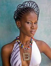 it is all about the african thread styles don t forget your herie