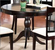 dark wood round dining table charming solid wood round dining table design dark wood round dining