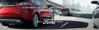 built ford proud