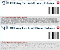 Red Lobster Coupons Updated 2018