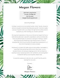 Example Of Professional Cover Letters 10 Cover Letter Templates And Expert Design Tips To Impress