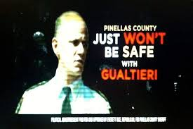 Rice campaign ad portrays a dangerous Pinellas if Gualtieri wins sheriff's  race