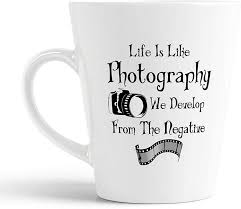Ikraft Life Is Like Photography We Develop From The Negative Printed