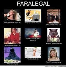 I'm a Paralegal...what do you do? on Pinterest   Paralegal, Law ... via Relatably.com