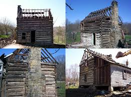 oak log cabins: settlers pearcelemar log cabin species oakchestnutpoplar
