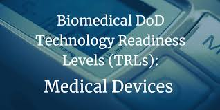 Technology Readiness Level Biomedical Dod Technology Readiness Levels Trls Medical Devices