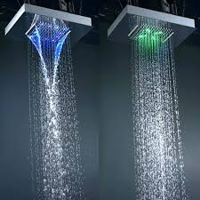 modern shower head recessed bathroom lighting. Modern Shower Faucets Head Recessed Bathroom Lighting Corner Angle . O
