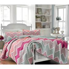 Laura Ashley 'Ainsley' Cotton Quilt and Optional Sham Separates ... & Laura Ashley 'Ainsley' Cotton Quilt and Optional Sham Separates -  Overstock™ Shopping - Adamdwight.com