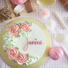 Tannovia Prima Comunione Pinterest Buttercream Cake Cake