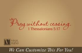 wall decor pray without ceasing 1 thessalonians 5 17 bible verse scripture vinyl decal lettering words 2449 on scripture vinyl lettering wall art with wall decor pray without ceasing 1 thessalonians 5 17 bible verse