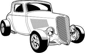 Classic Car Clip Art Clipart Free Download