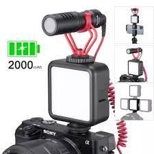 <b>Накамерный свет Ulanzi VL49</b> - купить в интернет-магазине ...