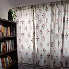 Designer Curtains In Bangalore Shop Handloom Drapes From Ibbani Lbb Bangalore