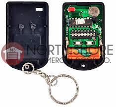 keystone heddolf international p219 2ka two on mini garage door transmitter