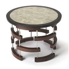 butler specialty butler loft round coffee table