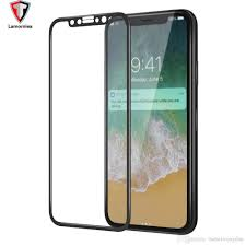 for iphone 8 plus iphone x 3d full cover color tempered glass hard edge screen protector for iphone8 x 7 8 plus screen protector for cell phone screen