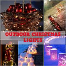 Easy Way Hang Christmas Lights Outdoor Diy Outdoor Christmas Lightings Christmaslightsoutdoors