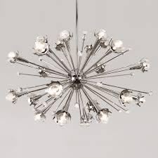 interior and furniture design remarkable sputnik light fixture of ancienthome lighting large stem hung modern